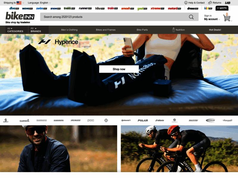 Bikeinn : matériel de cyclisme