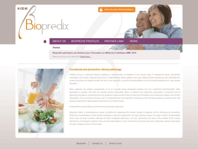 Labratoire d'analyses de biologie médicale