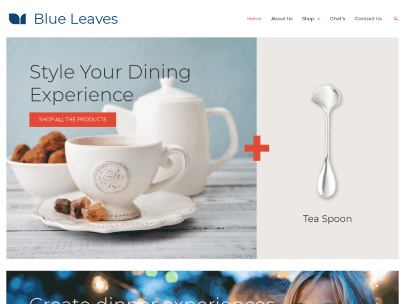 Cuillères thé et café | Boutique en ligne Blue Leaves