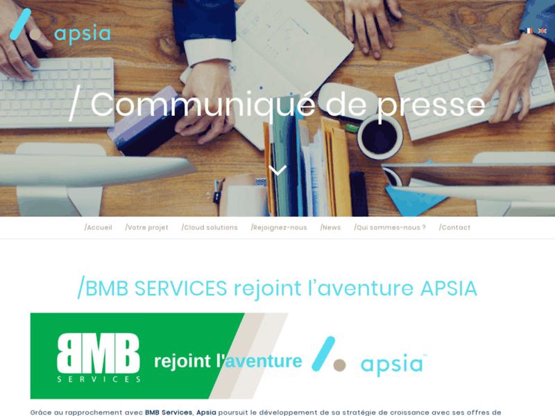 BMB : Conseil en SI et en organisations IT