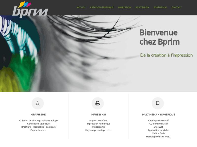 B'prim, agence de communication graphique à Mâcon