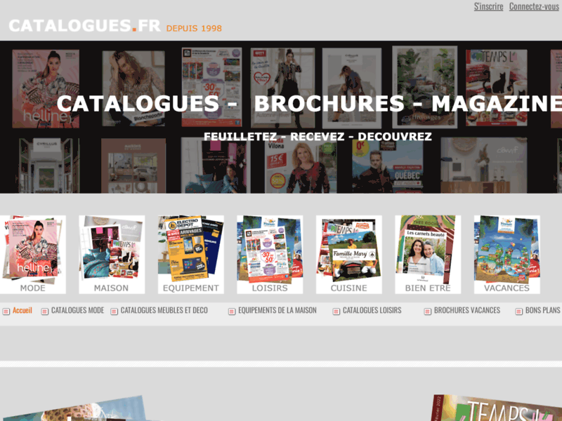 Découvrez les promotions et les avantages cachés dans votre catalogue gratuit