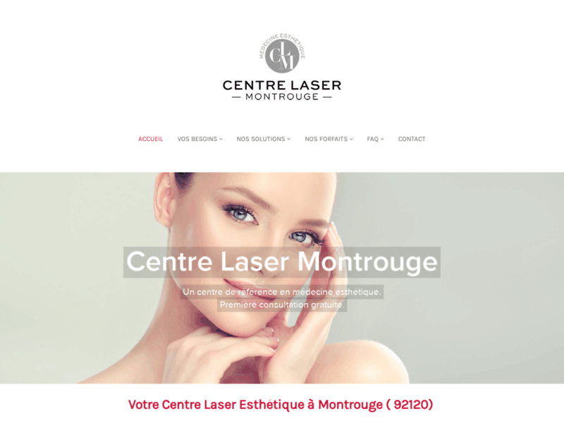 Referencement Google Montrouge : Centre laser