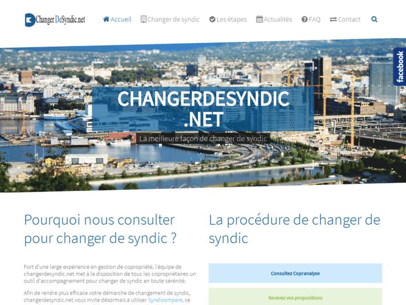 Changer de Syndic