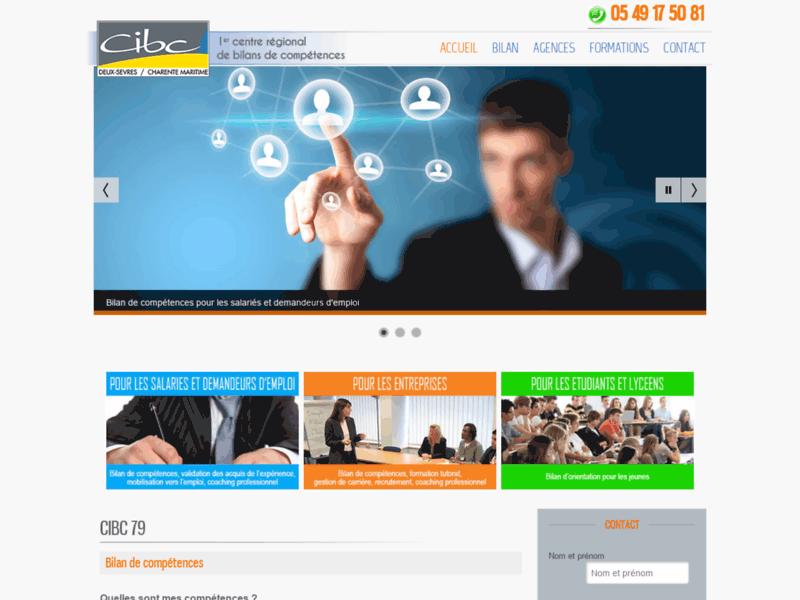 Bilan de compétences La Rochelle : CIBC