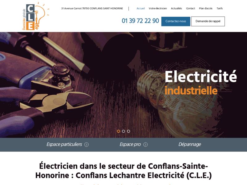 Installation électrique industrielle Yvelines, Cergy