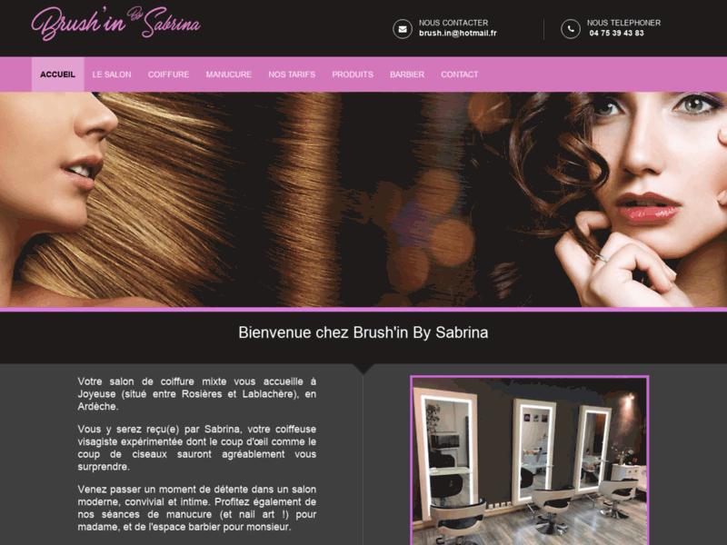 Salon de coiffure Brush'in