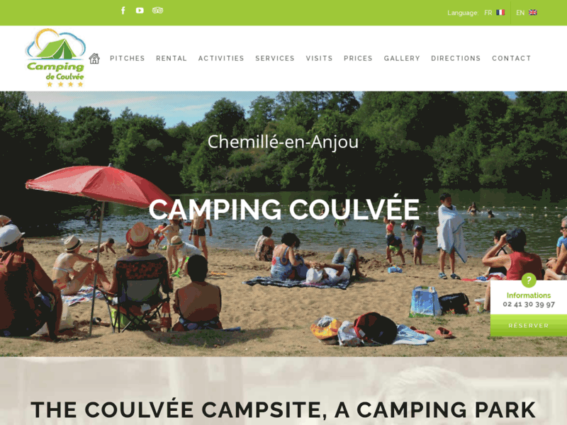 Camping Loire Valley