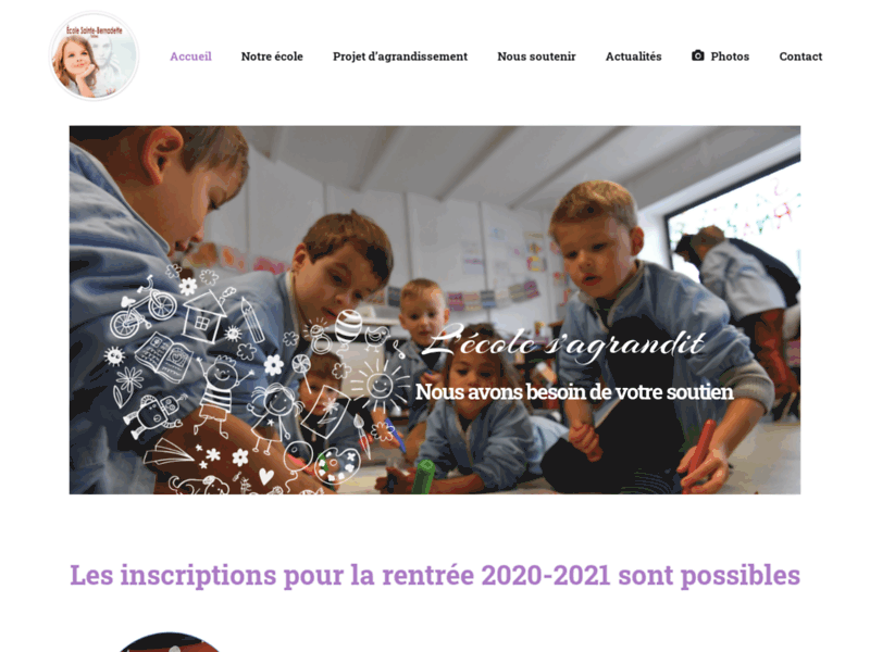 Ecole Sainte Bernadette Tarbes