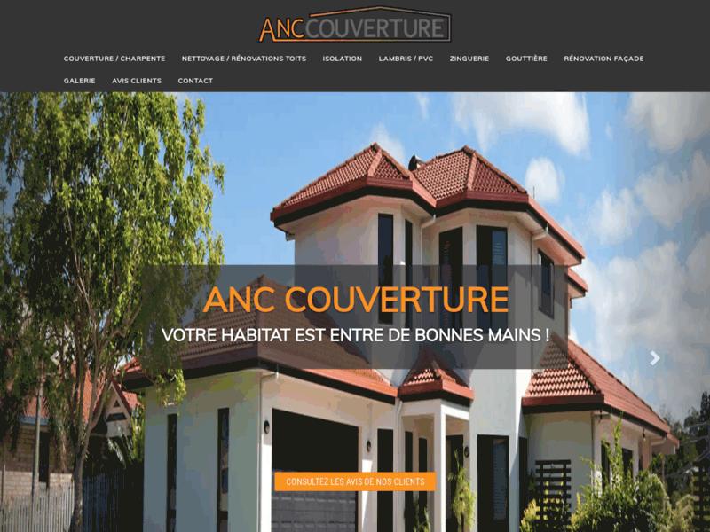 ANC Couverture: Couvreur Zingueur Lyon