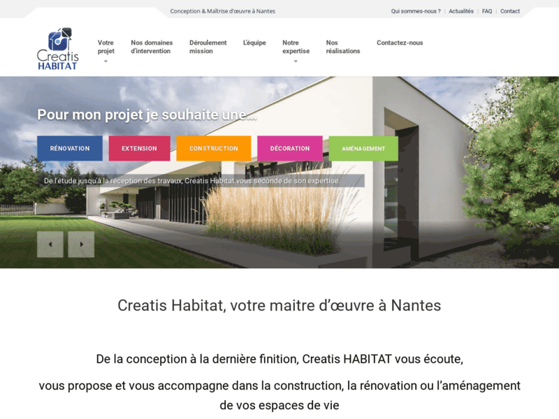 Creatis Habitat (Nantes)
