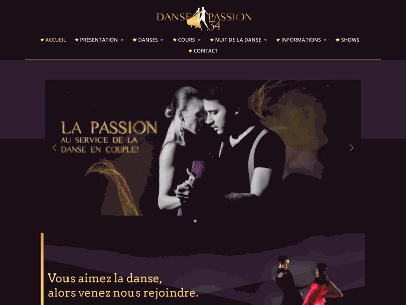 Danse en couple à Juvignac