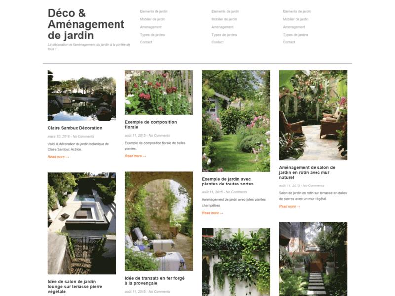 Decorshop Garden Accessoires Décoratifs Jardin Lyon