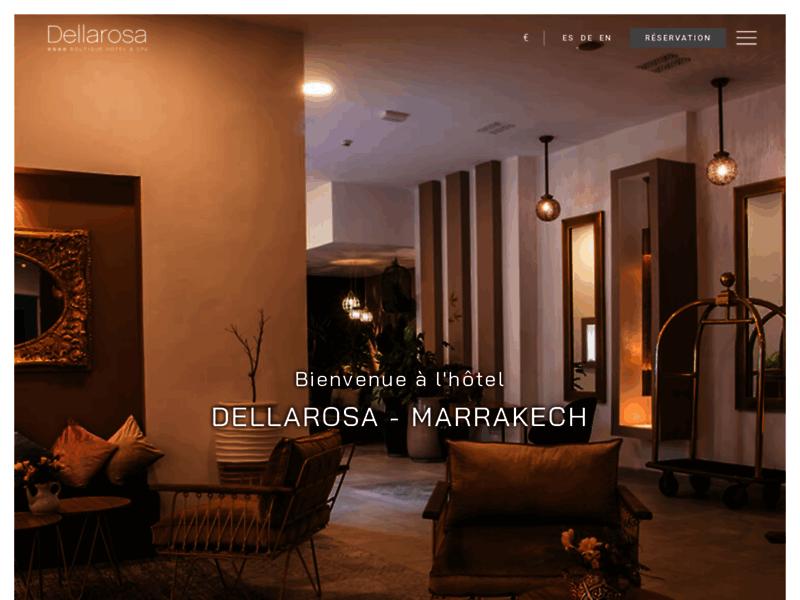 Hôtel à Marrakech
