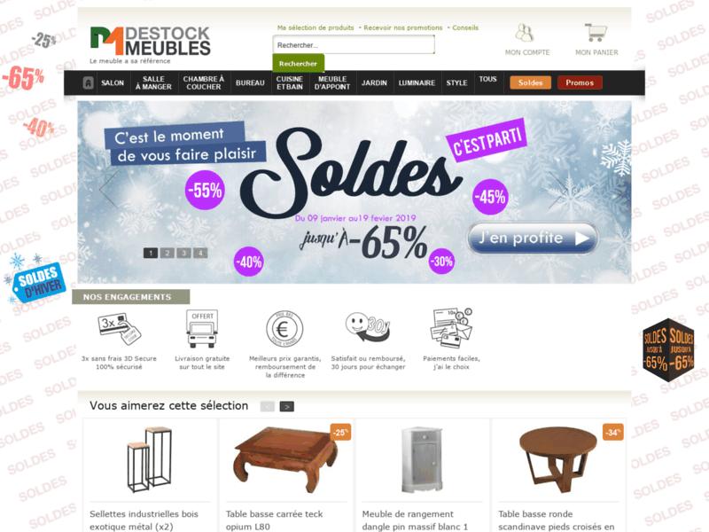 Vente en ligne de meuble design, contemporain et classique