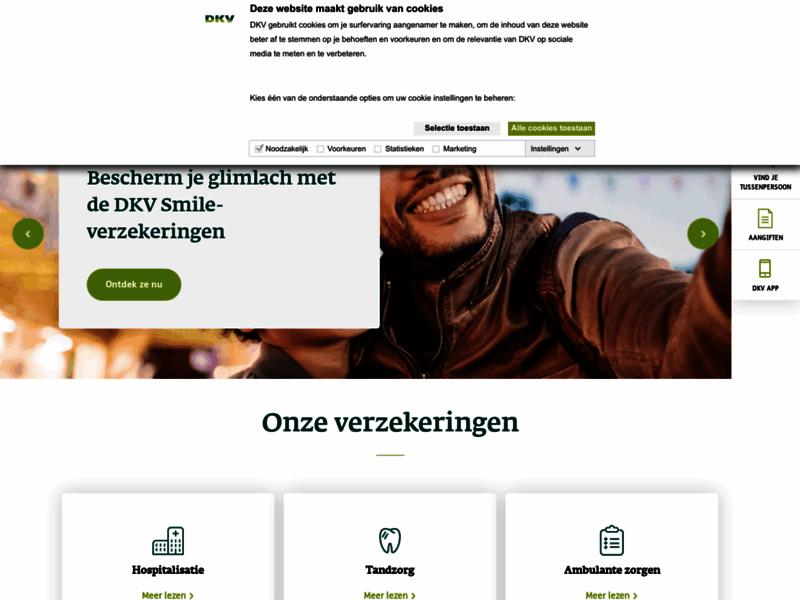 DKV Belgium, assurances soins de santé