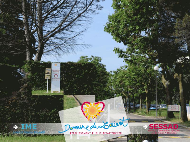 Domaine de Lorient : IME et SESSAD en Drôme sur Valence
