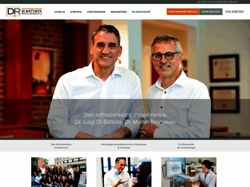Orthodontistes Montréal - Spécialistes en orthodontie