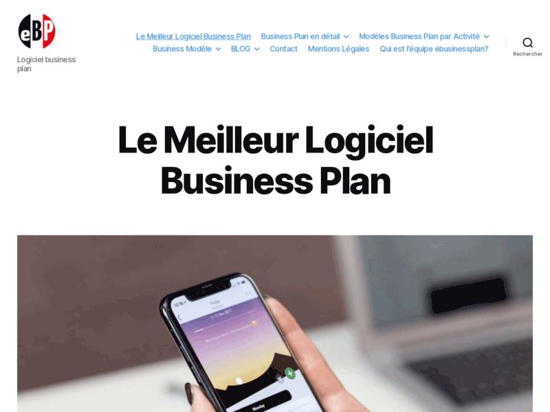 Le logiciel Business Plan Gratuit