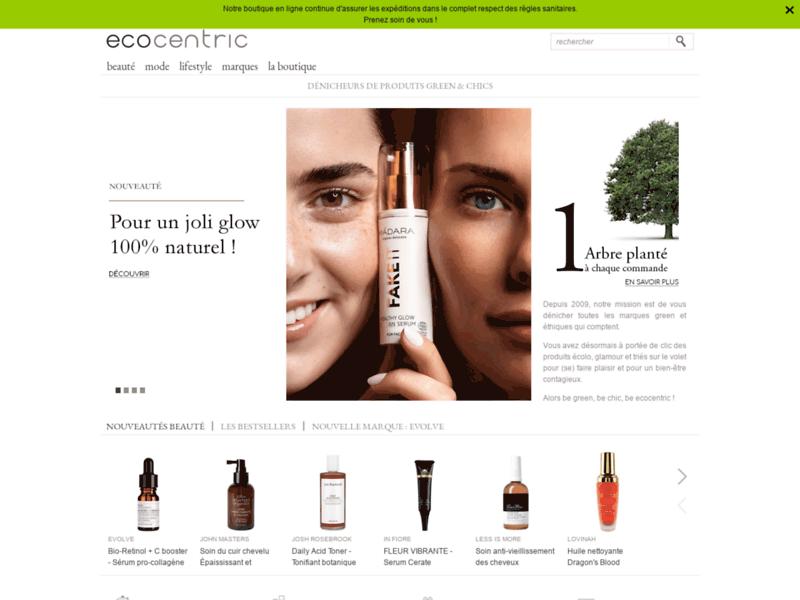 Echo & Narcisse, Cosmétiques bio et naturels de niche