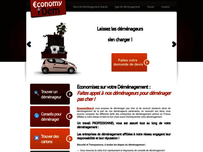 Economydem Déménagements