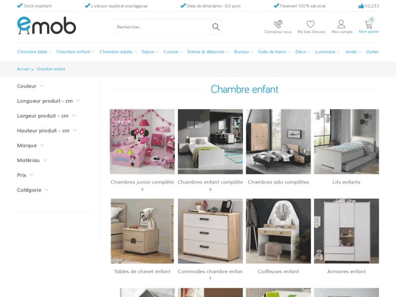 Acheter sur Internet un meuble bébé