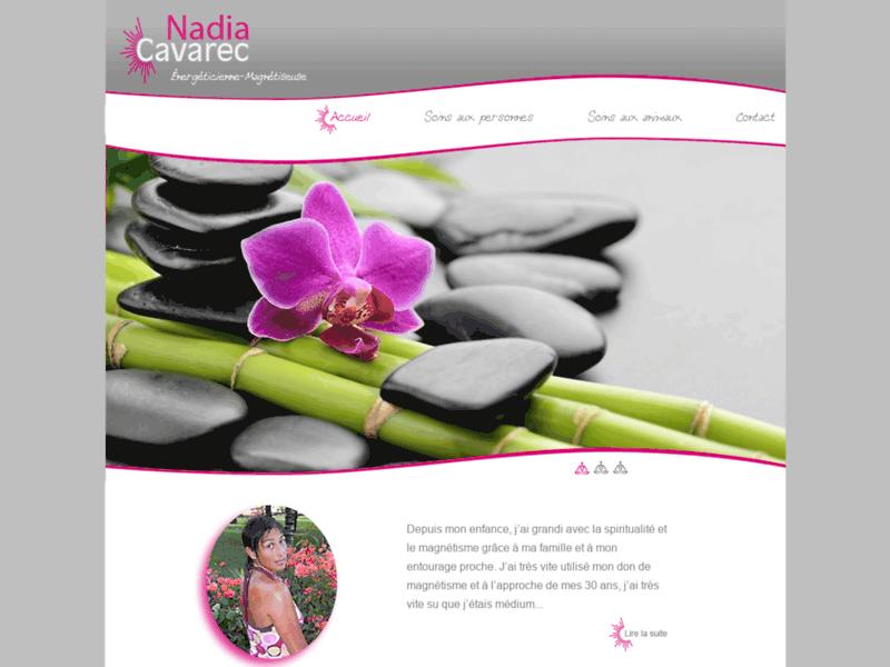 Nadia Cavarec - Energeticienne magnétiseur Dinan 22