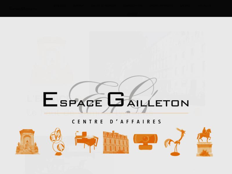 Espace Gailleton, Centre d'Affaires à Lyon