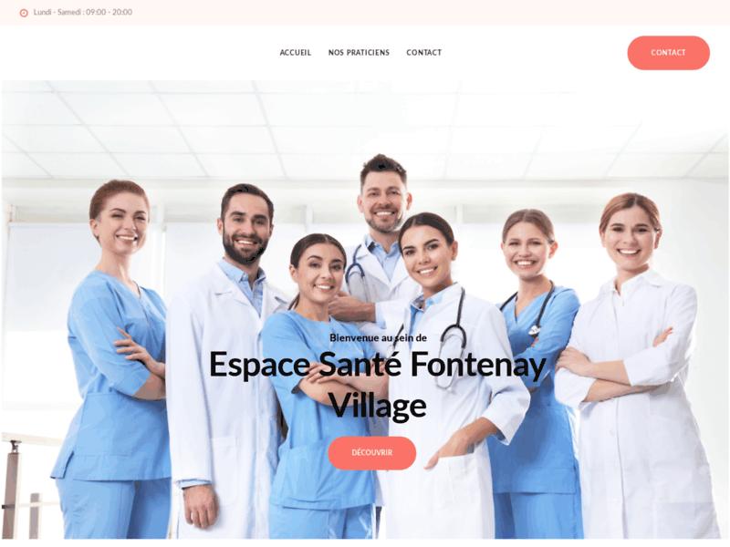 Espace Santé Fontenay Village