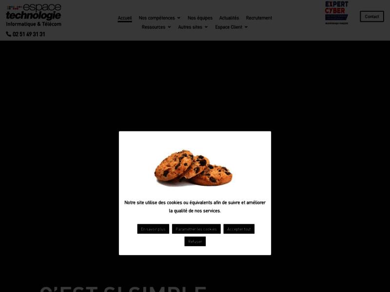 Espace Technologie