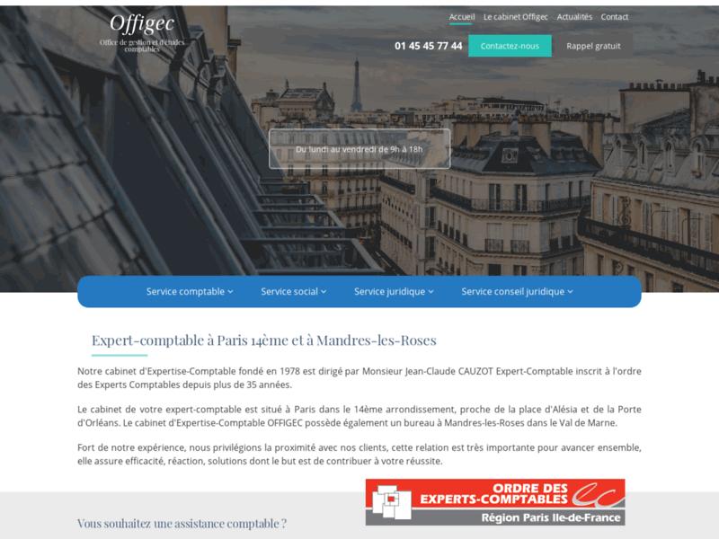Cabinet comptable Paris 14, Malakoff