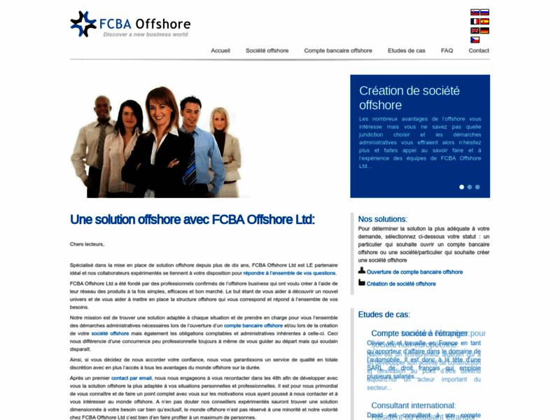 FCBA Offshore Ltd