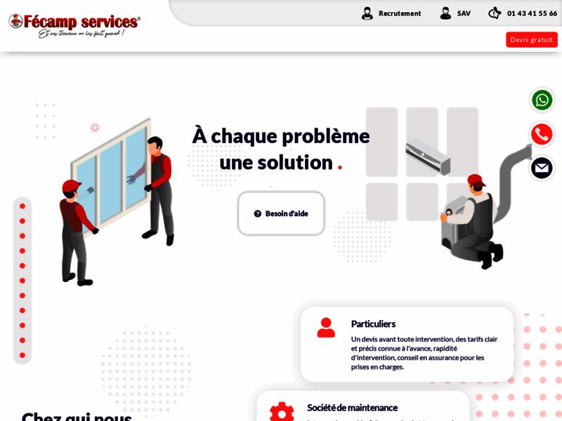 Dépannage en plomberie à Paris