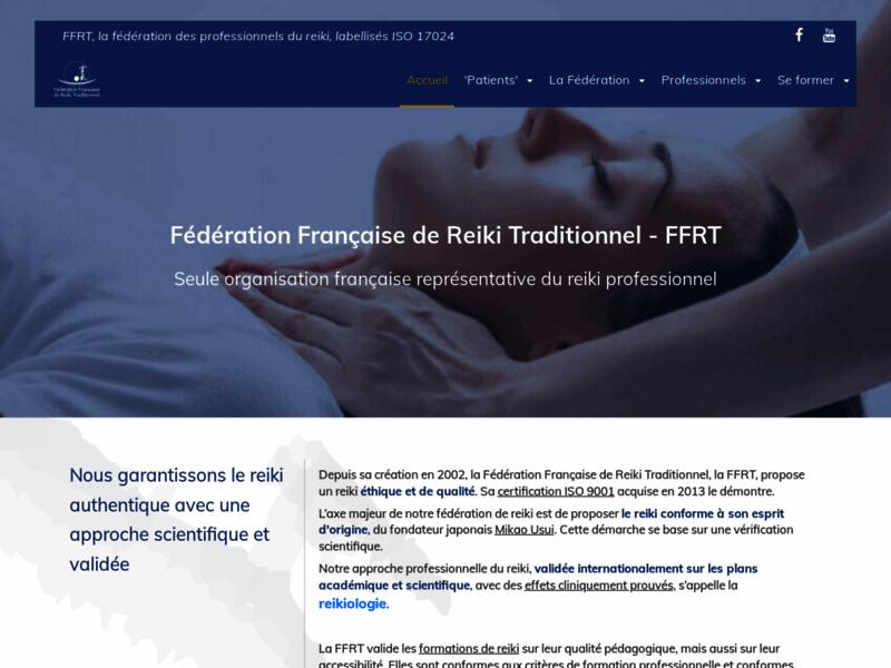 FFRT, Fédération Française de Reiki Traditionnel
