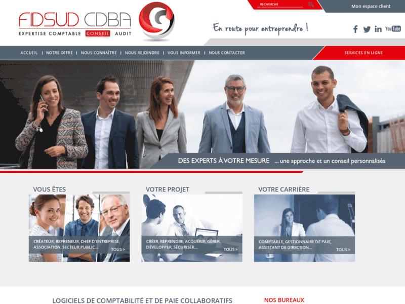 FidSud CDBA   Cabinet d'Expertise comptable, Audit et Conseil