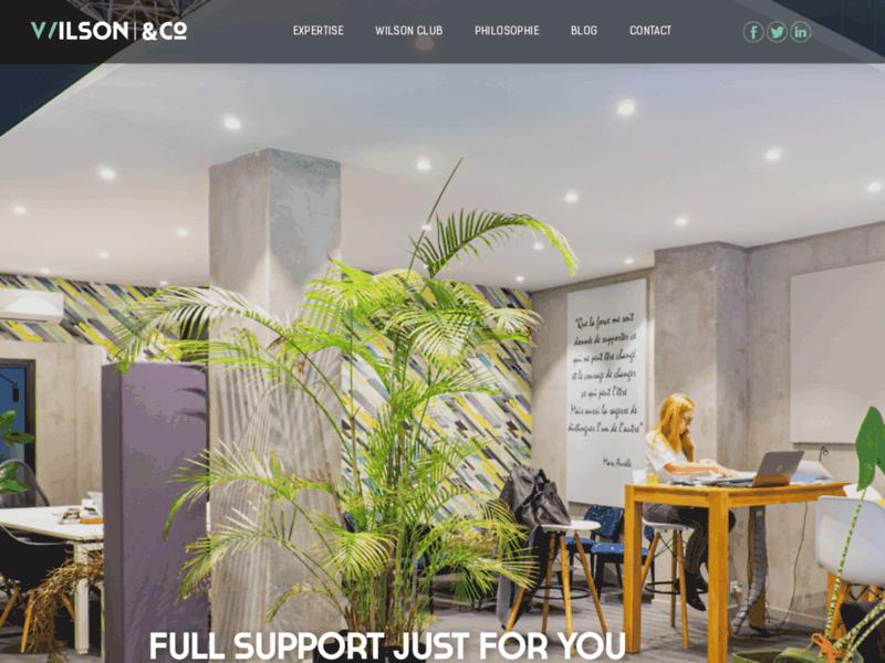 Fudiciaire wilson : cabinet comptable à Nice