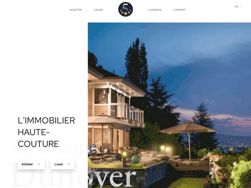 Five Stars Agency, expert de l'immobilier de luxe en Haute-Savoie