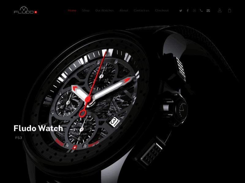 Fludo Swiss - boutique online de montres