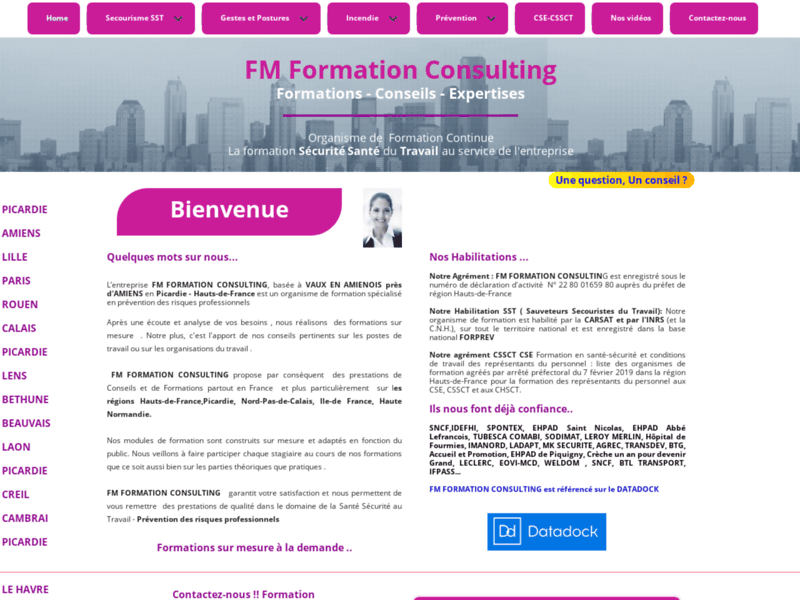 FM Formation Consulting