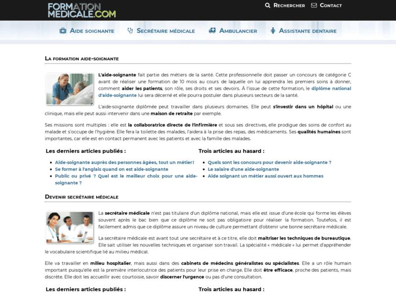 Formation médicale