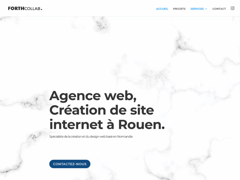 Forthcollab, agence web à Rouen