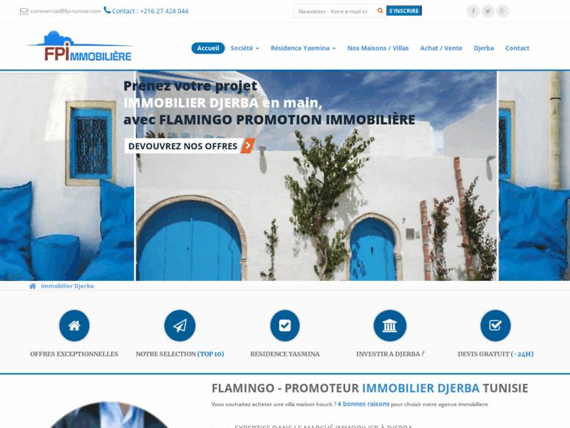 Découvrez notre agence immobilière Djerba