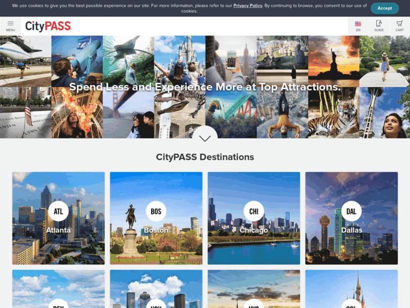 CityPASS officiel