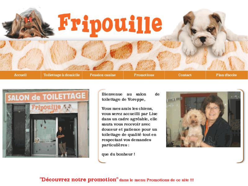 Fripouille, toilettage et pension canine