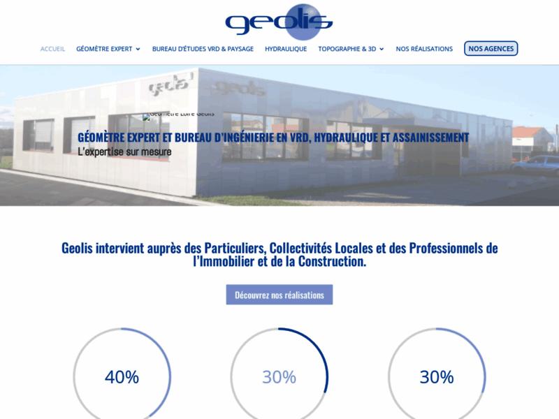 Géolis Urbanistes Géomètres Experts Loire Rhône Haute-Loire