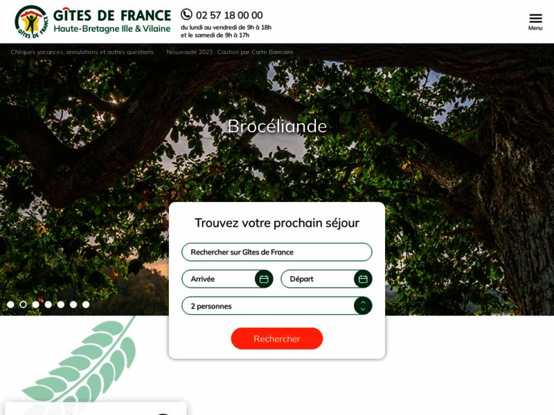 Gites de France Bretagne