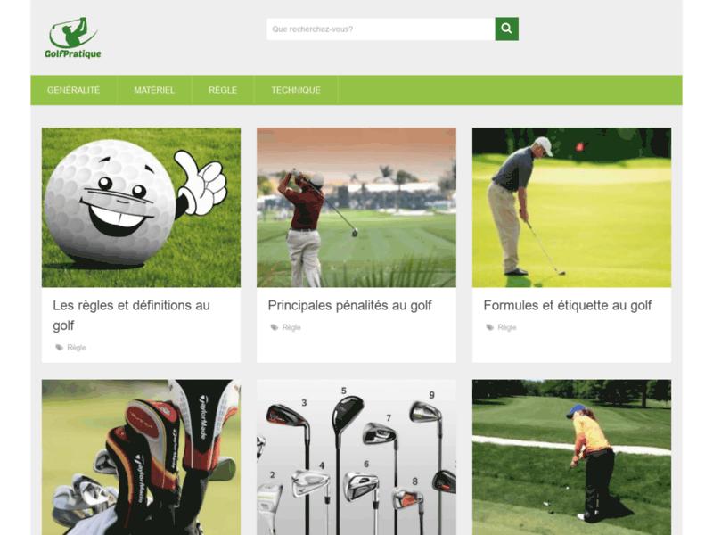 Golf Pratique