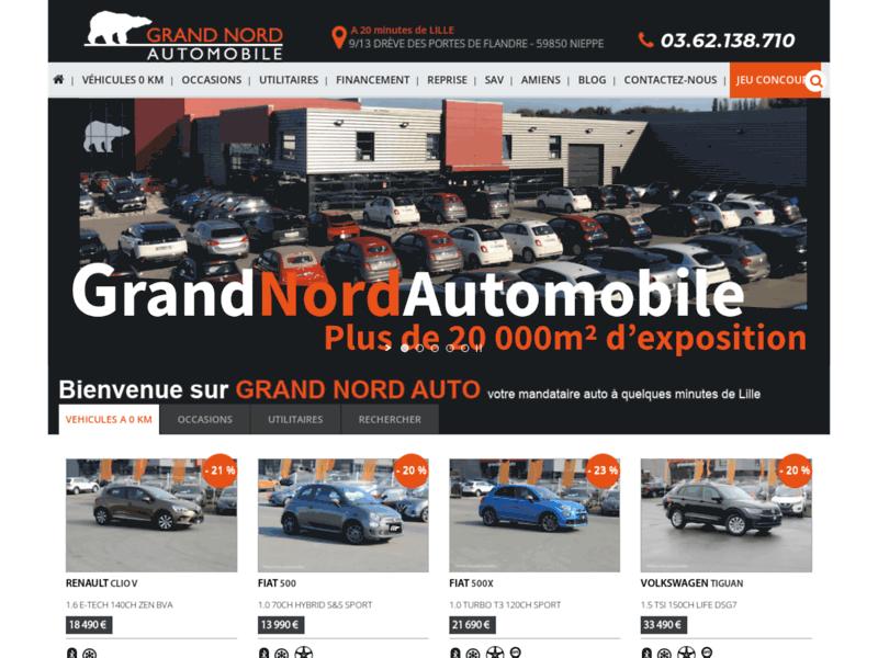 Grand Nord Automobile
