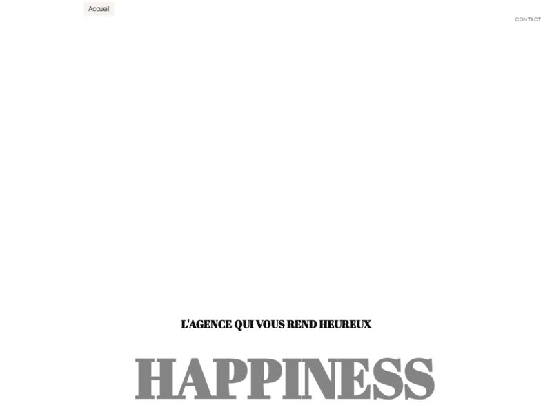 Création de site internet à Pau - agence Happiness