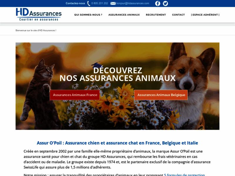 HD Assurances : Assurance santé